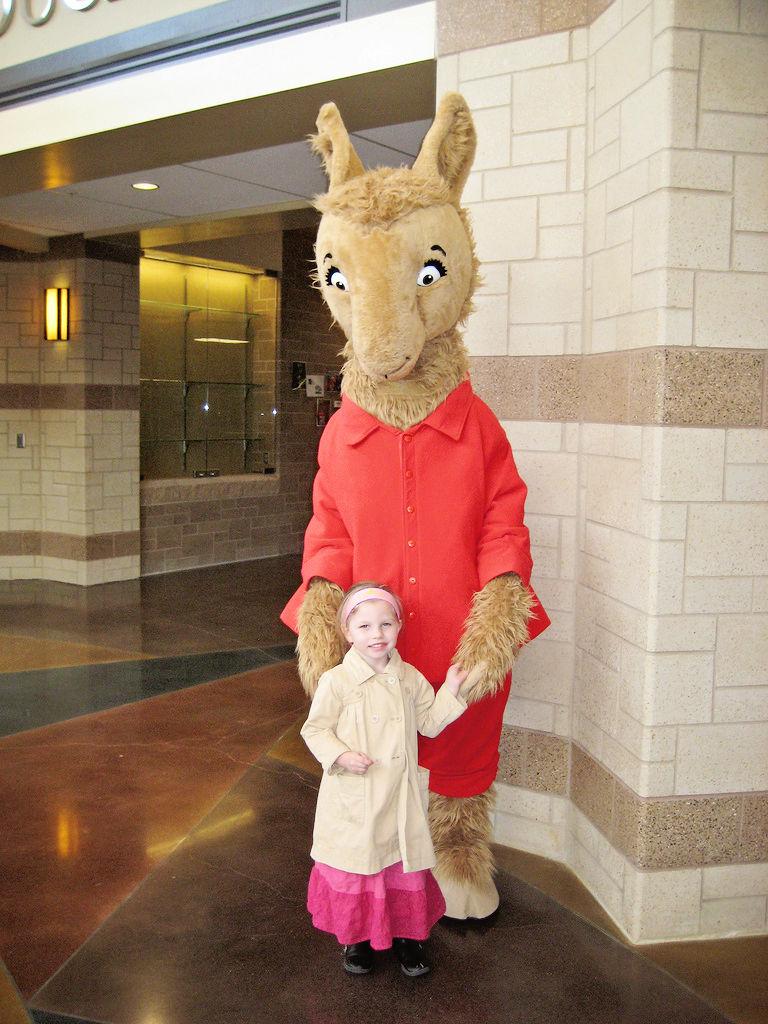 Llama Llama Visits Benson Storytime | Events | Omaha Public